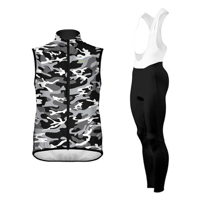 Dawn Winter Tights & Camo Black Wind Vest (Bundle&Save) -  Custom Cycling Clothing and accessories online - Primal Europe