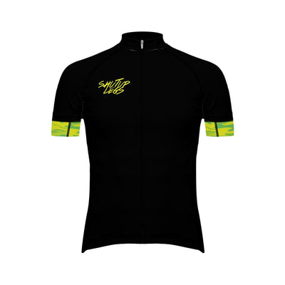 PRE-ORDER Shut Up Legs Neon Camo Men's Evo 2.0 Cycling Jersey -  Custom Cycling Clothing and accessories online - Primal Europe