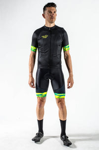 PRE-ORDER Shut Up Legs Neon Camo Men's Evo 2.0 Cycling Bibs -  Custom Cycling Clothing and accessories online - Primal Europe