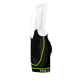 Ebony Men's Evo 2.0 Bib - Green