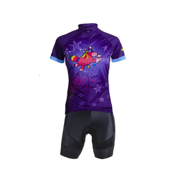 Ebony Evo 2.0 BIbs & Unicorn Jersey  (Bundle&Save) -  Custom Cycling Clothing and accessories online - Primal Europe