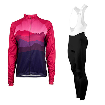 Dawn Tights & La Plata Raspberry Heavyweight (Bundle&Save) -  Custom Cycling Clothing and accessories online - Primal Europe