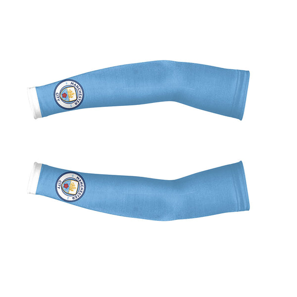 Manchester City 1972 Retro Unisex Arm Warmers -  Custom Cycling Clothing and accessories online - Primal Europe