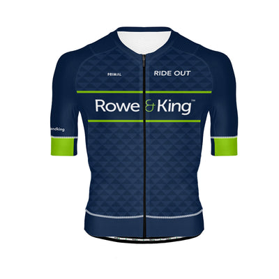 Rowe & King Equinox 2.0 Jersey -  Custom Cycling Clothing and accessories online - Primal Europe