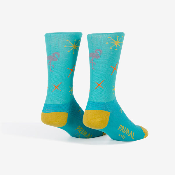 Retro Cycling Socks - Primal Europe Cycling clothing