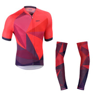 Triangular  Omni Jersey & Arm Warmers (Bundle&Save) -  Custom Cycling Clothing and accessories online - Primal Europe