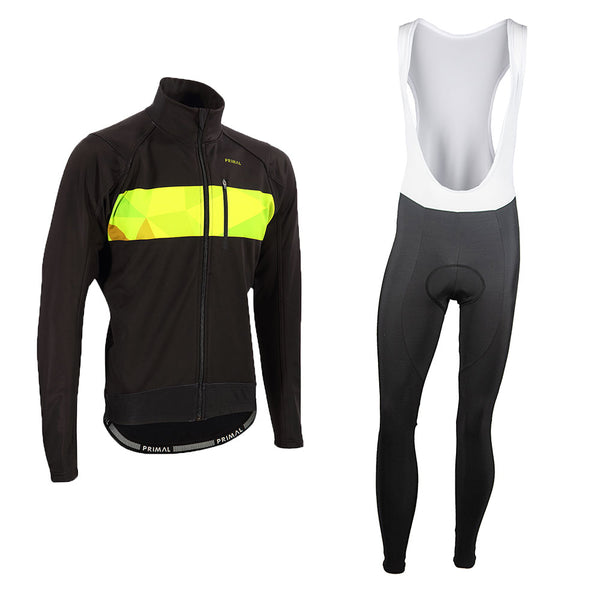 Triangular Neon Aliti Jacket & Dawn Winter Tights (Bundle&Save)