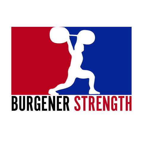 Burgener Strength Weightlifting Apparel