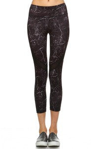 Athletic Leggings Capri