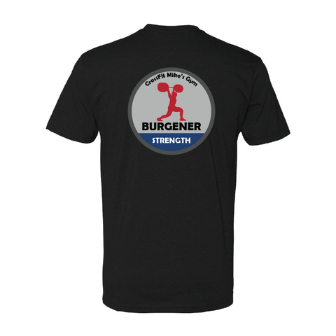 Burgener Strength CrossFit Circle Shirt