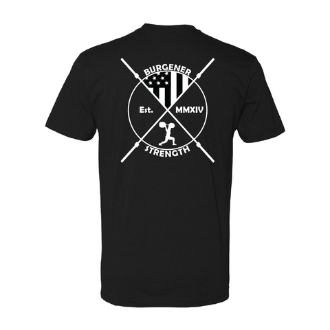 Burgener Strength Simple CrossFit Shirt