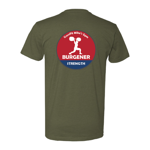 Burgener Strength Split Jerk Shirt