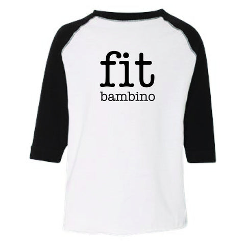 FIT Bambino Kids Raglan Shirt