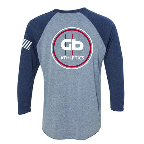 GB Athletics Baseball T-Shirt