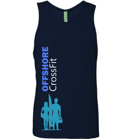 Offshore CrossFit Men's Tank