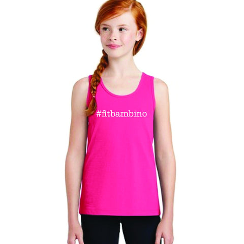 FIT Bambino Kids Tank Top