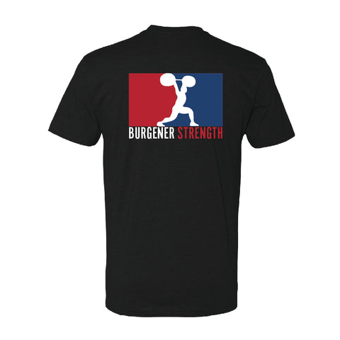 Burgener Strength Logo Shirt