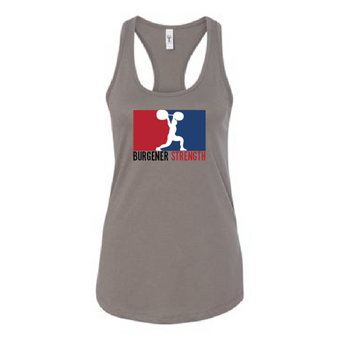 Burgener Strength Tank Top