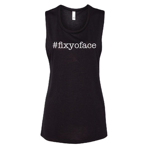 FIT Bambino #fixyoface Women's Tank