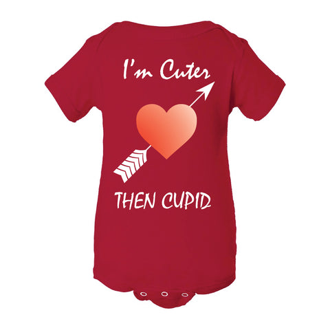 Cuter Than Cupid Onsie
