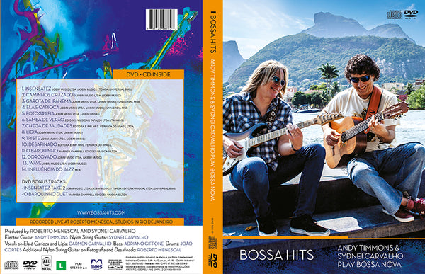 Bossa Hits CD & DVD
