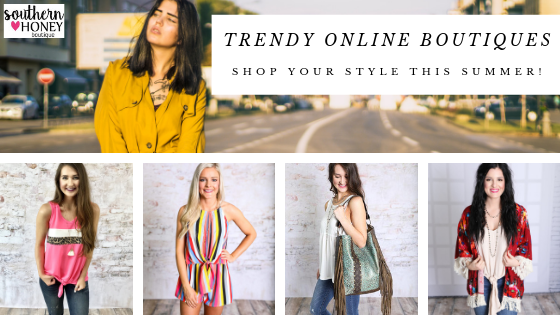 Shop Your Style from Southern Honey's Trendy Online Boutiques in the USA