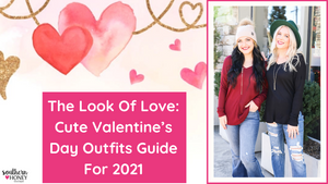 The Look Of Love: Cute Valentine's Day Outfits Guide For 2021