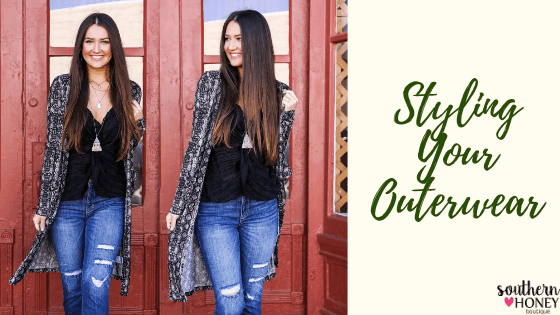 Styling your outerwear