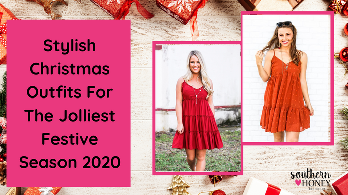 Stylish Christmas Outfits For The Jolliest Festive Season 2020