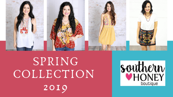 Southern Honey's Trendy Online Boutiques Facilitates Spring Collection 2019