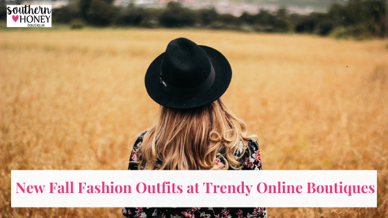 New Fall Fashion Outfits at Trendy Online Boutiques