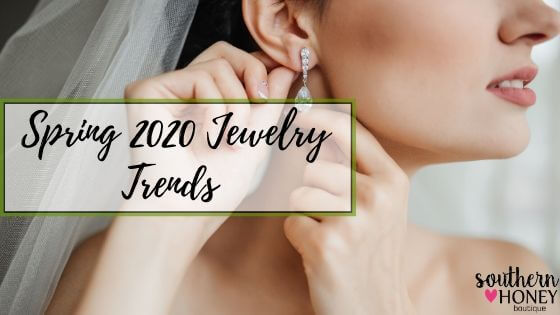 Spring 2020 Jewelry Trends to Try Out Now