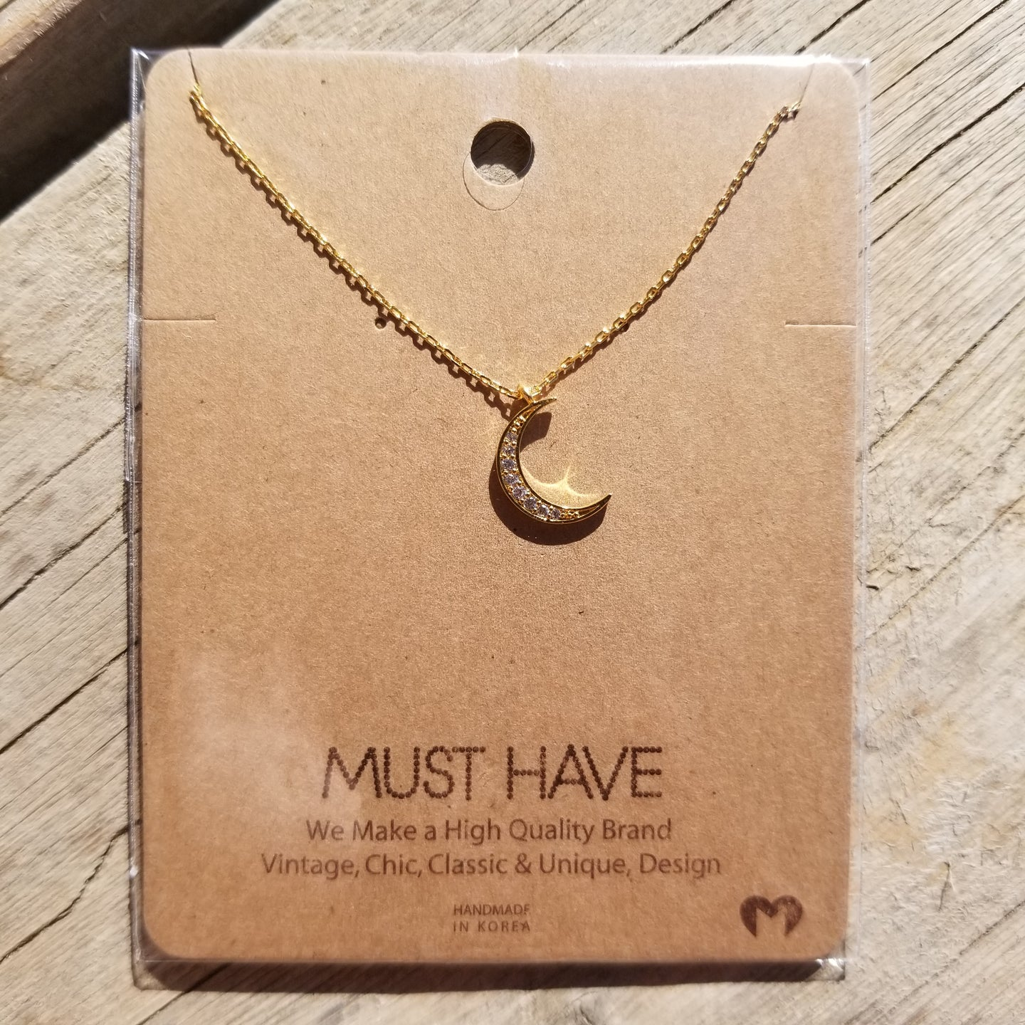 Must Have Charm Necklace