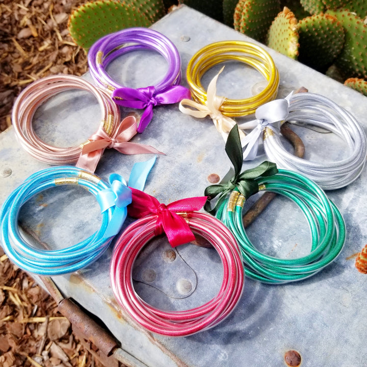 Jelly Bangle Bracelet