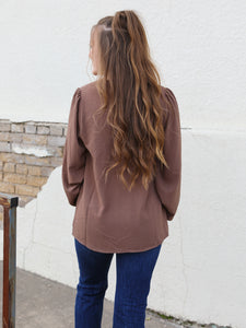 The Floral Lace Top
