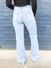 The Moonlight High Rise Flare Jean