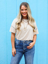 The Jersey Stitch Top