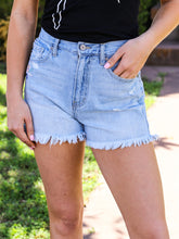 The Hali Embroidered Shorts