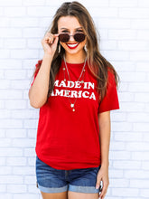 Made In America Tee