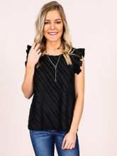 Ruffle My Day Top
