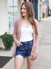 Floral and Belle Print Kimono