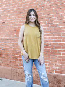 The Brylee Button Up Top