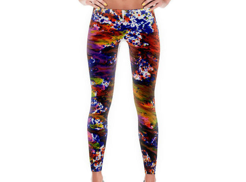 "Art Meet Clothing: ""Found What I'm Looking for"" Leggings"