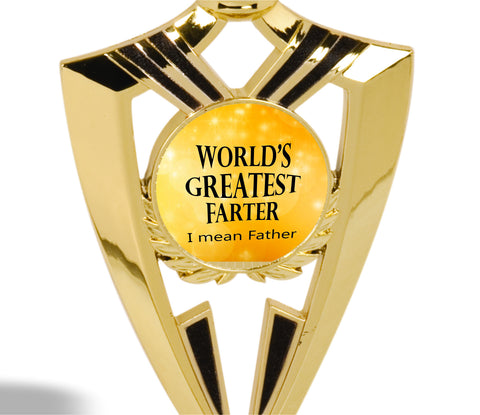 World's Greatest Farter Trophy