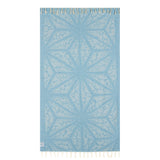 100% Natural Turkish Cotton Lightweight Pestemal Fouta Towel (Batik)