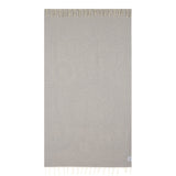 100% Natural Turkish Cotton Lightweight Peshtemal Fouta Towel (Cumbus)