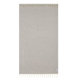 100% Natural Turkish Cotton Lightweight Pesthtemal Fouta Towel (Shadow)