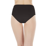 Seamless Hi-Cut Brief Panty
