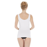 Seamless Thick Strap Undershirt / Tank Top / Breathable Smart Fabric