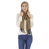 Leopard Design Four Season Fashion Scarf / Shawl